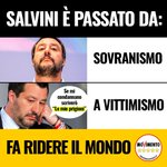 Image for the Tweet beginning: Sul caso #Gregoretti Salvini è