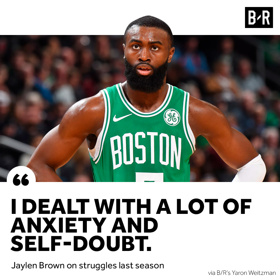 Jaylen Brown hit a low point last season. But the struggle more than paid off    http:// bit.ly/2tALxDA     <br>http://pic.twitter.com/hE4RWbfzxl