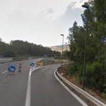 Image for the Tweet beginning: Incidente nella bretella di Scillato,