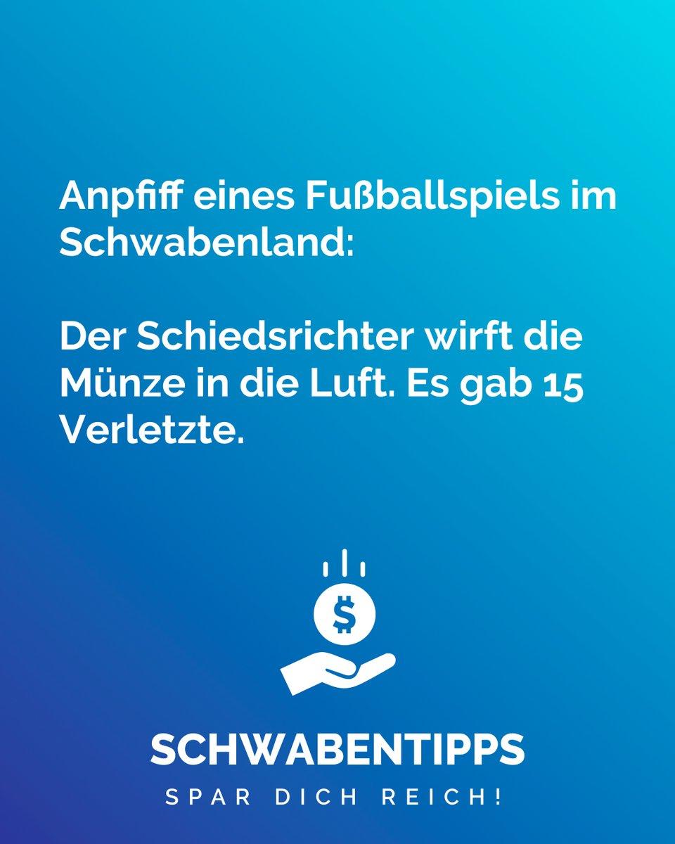 Haben oder nicht haben, ne?! #schwabentipps #schwabentipp #sparen #jodel #jodeldeutschland #sparsam #schwabe #geizkragen #sparfuchs #spartipps #spartipp #witzig #bestofjodel #sprüche #spruch #humor #spardichreich #fußball  #torwart #torhüter #tor #bundesligapic.twitter.com/z0Y4KKIZMX