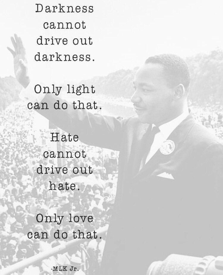 #MLKDay #MartinLutherKingJrDay