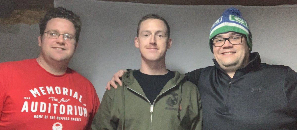 From boot camp to exploration of old buildings in Buffalo, check out Episode 39 of L2t featuring USMC VETERAN Brendan Murphy. God Bless America