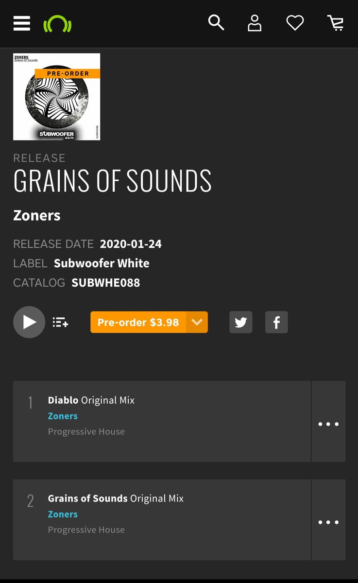 https://www.beatport.com/release/grains-of-sounds/2811585 … New EP Grains of Sounds, release date 2029-01-24 Friday, thank you for all. #minimal #techno #technomusic #EDM #progressive #housemusic #dj #festival #party #partypeople #club #beatport #NewRelease #musiclovers #technofamily #technolovers #musicpic.twitter.com/wkBaIo0YEh