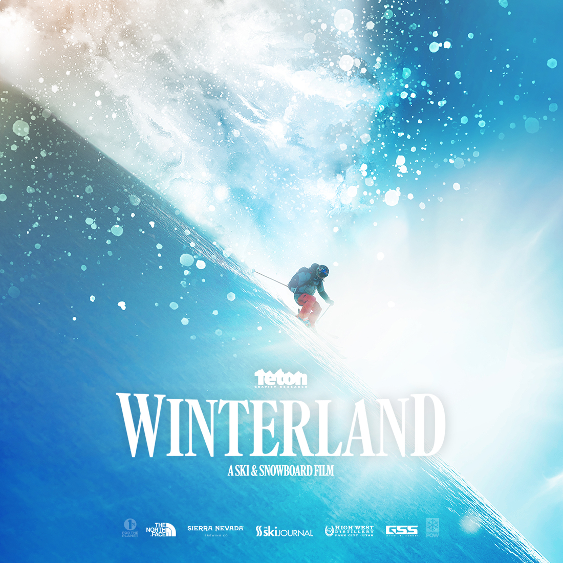 Join us for a @tetongravity Movie Night this Saturday 1/25 at 6pm! We'll be showing the new film, Winterland, in Seasons. Tix are $10 & include a soft drink & snack. A portion of the proceeds go to The Windham Race Factory. #tetongravityresearch #windhammountain #movienight pic.twitter.com/8FCo1N8QiI