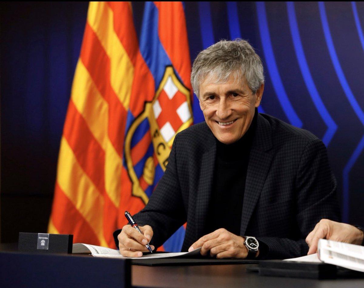 Mi agradecimiento más sincero al FC BARCELONA y a todos los que me ayudaron a llegar hasta aquí.