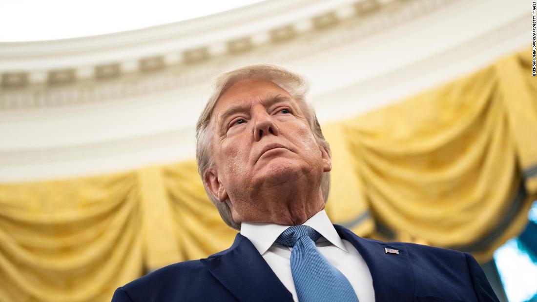 Trump's legal team submits a detailed response to impeachment charges, calling the process a