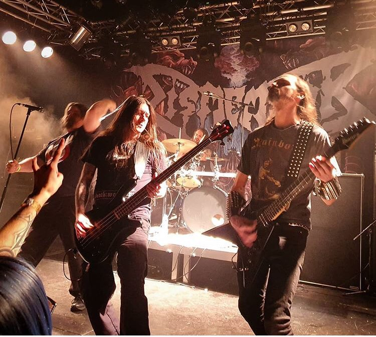 Zurich and Meh-Suff Festival was a blast!! Had an amazing time with @DISMEMBER_Swe Thank you Switzerlad!! #Deathmetal #Dismember #Zurich #Switzerland<br>http://pic.twitter.com/H8mtbNPnBT