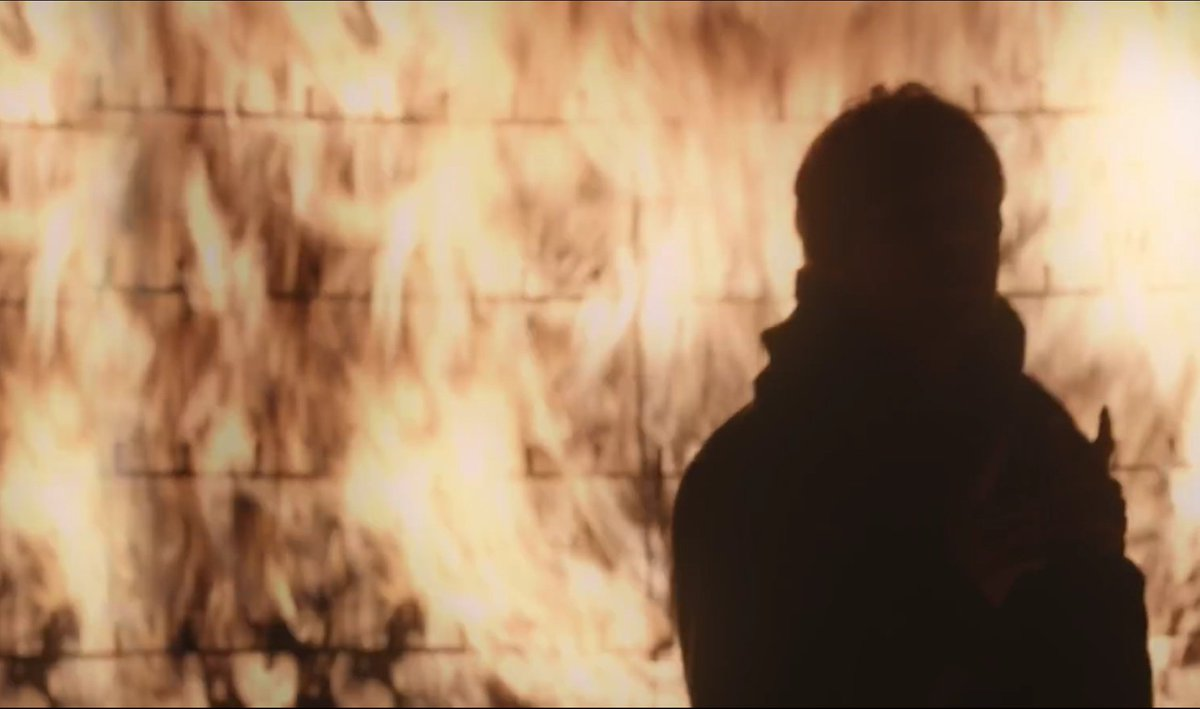 Louis MADE IT. He was surrounded by fake people and his struggles and he got by them, he got past his walls and burned them, he was the target but he stayed strong, he got through everything in his past that leads him up to now, stronger than ever, and winning.  #WallsMusicVideo<br>http://pic.twitter.com/pbqriSweLl