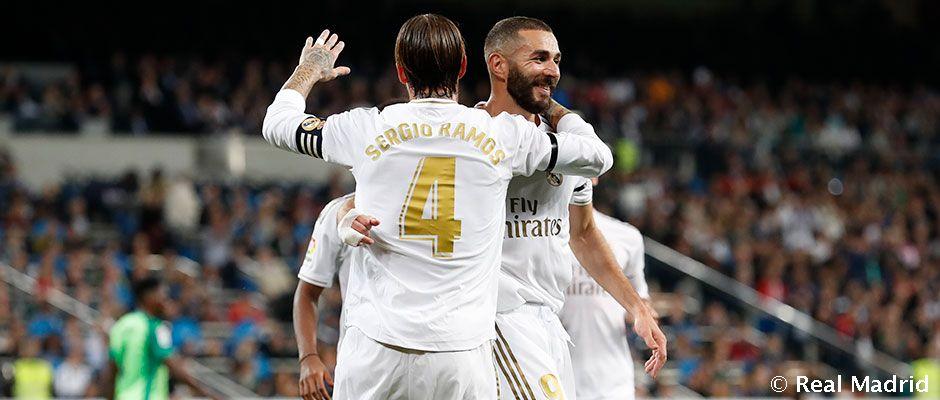 📌 HORARIO CONFIRMADO  🆚 @RCCelta 🏟 Santiago Bernabéu  🗓 Domingo 16 de febrero ⏰ 21:00 CET #⃣ #RMLiga