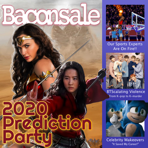 We're gazing into the future on this episode on Baconsale. What are your pop culture predictions for 2020? Baconsale Episode 237: 2020 Prediction Party https://baconsale.com/2020/01/20/baconsale-episode-237-2020-prediction-party/…pic.twitter.com/4uajz39Gjg