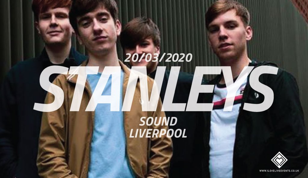 HERE WE GO!!! Liverpool headline tickets on sale Wednesday 10am. This is gonna be massive! Let's get this sold out x seetickets.com/event/stanleys… Tom and Jake will also be appearing on @SalfordCRadio at 6:15 so tune in to hear some songs x