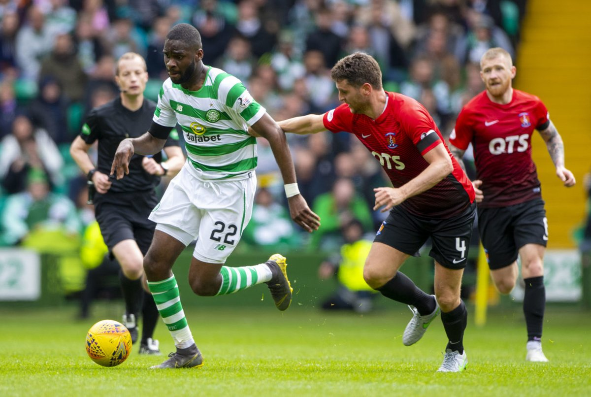 We will be showing the Kilmarnock v Celtic on Wednesday 19:45pm!  We are right beside Central Station, why not pop in for some pre-match scran, pints and live music before heading to Rugby Park for the game!pic.twitter.com/mn2llYviAt