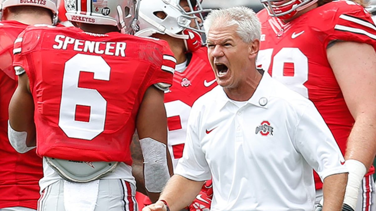 Welcome back, Coach Coombs! #GoBucks <br>http://pic.twitter.com/nFUqOuTJPu