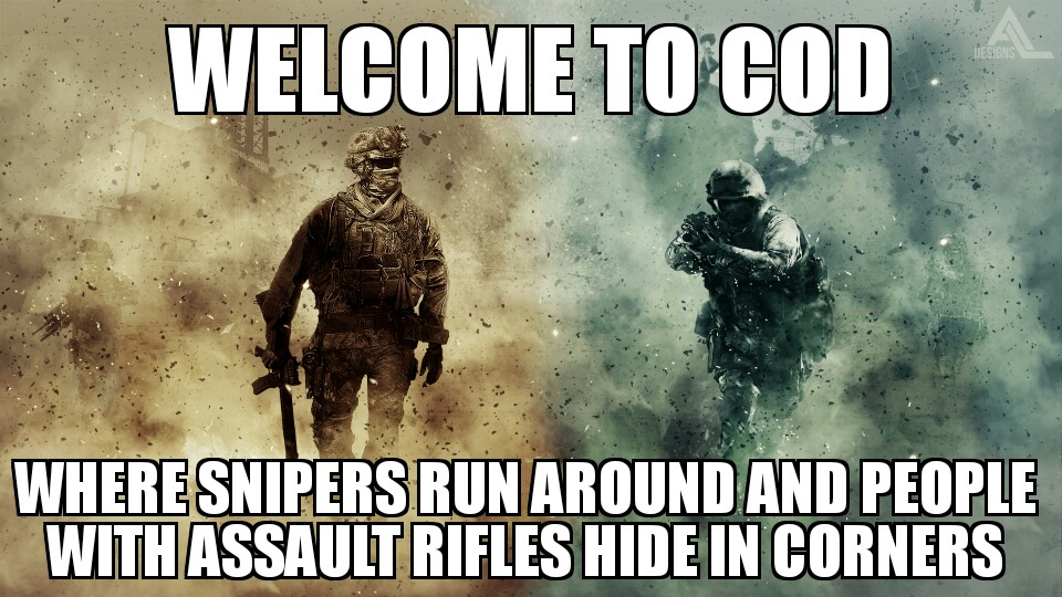 #GamingMEME  #COD  So True...pic.twitter.com/dsFcyJtsf1