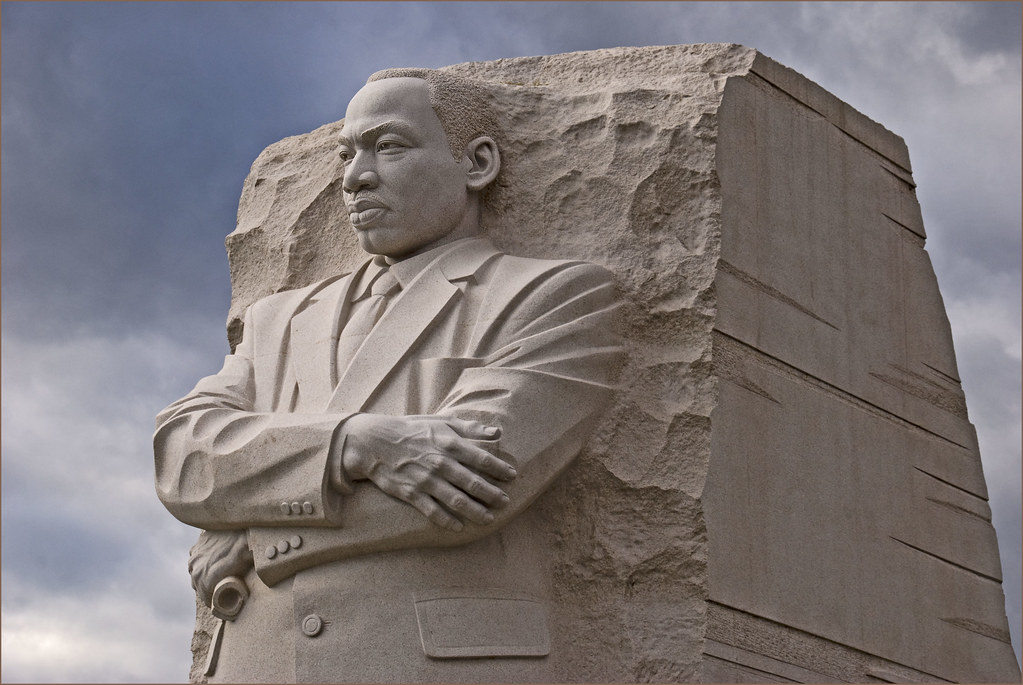 Thank you Dr. King, for fighting for justice and leaving our nation a better place than you found it. #MLKDay