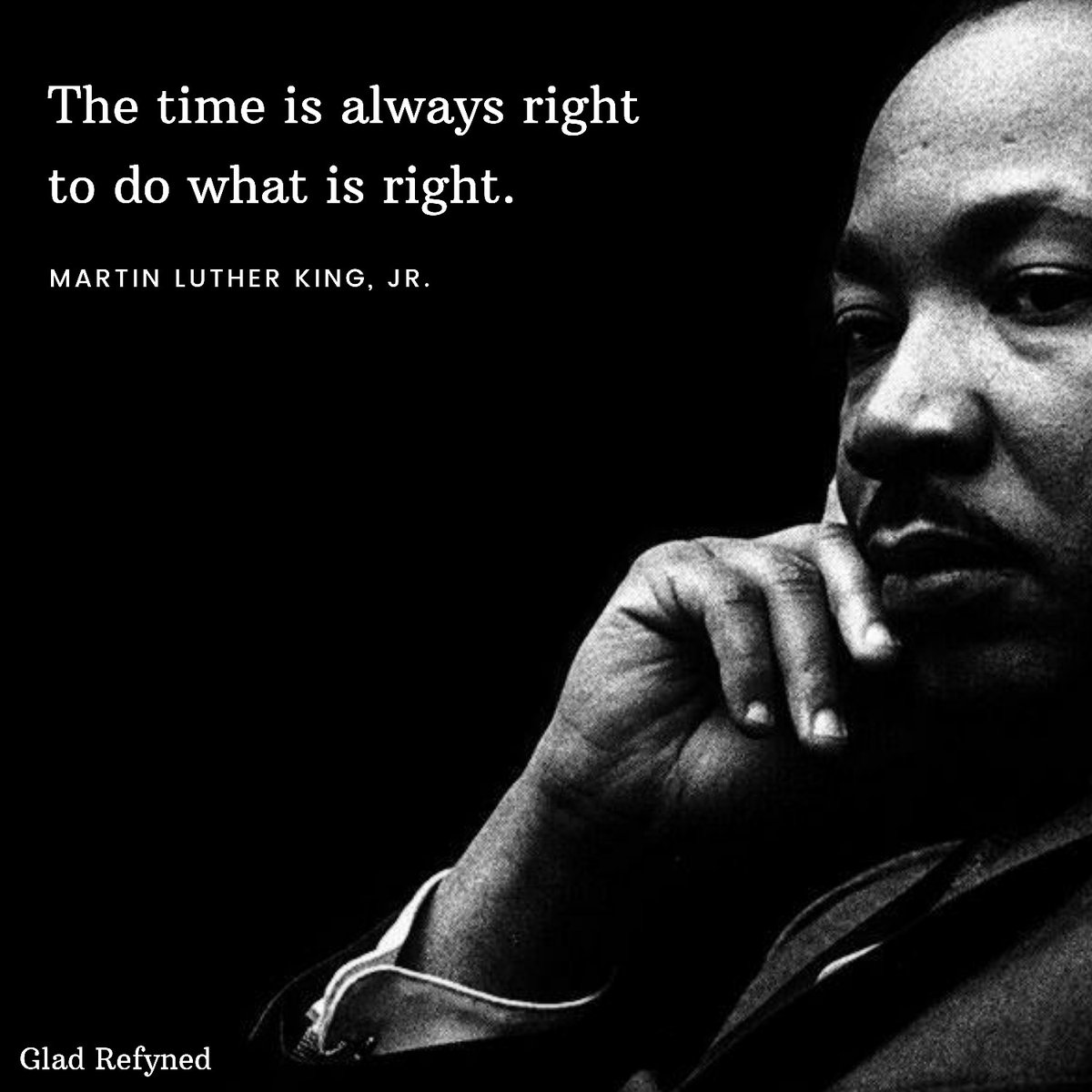 The time is always right to do what is right. Martin Luther King, Jr.  #mlkday  #mlk  #lifequotesandsayings #life #time #right<br>http://pic.twitter.com/ayTe9KJZTr