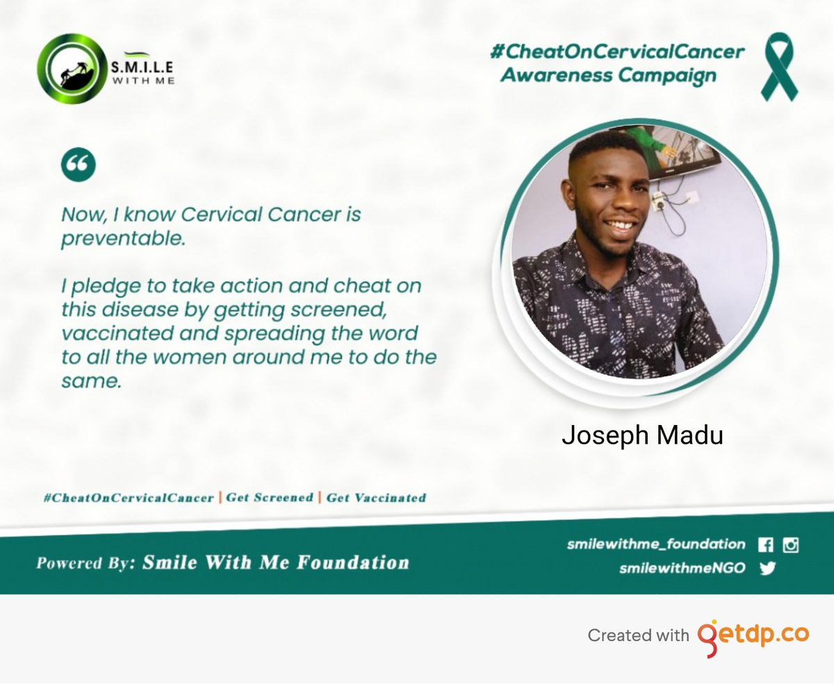 """Cervical cancer often presents no symptoms in its early stages, which is why it is often referred to as a """"silent killer.""""   Symptoms include: pelvic pain,painful urination, pain or bleeding after sex, abnormal menstrual cycle.... #Cheatoncervicalcancer @smilewithMeNGO <br>http://pic.twitter.com/viS5ochEgQ"""