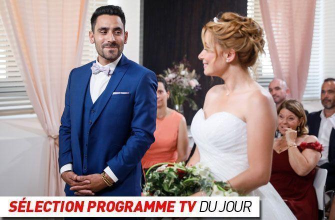 Programme TV : Mariés au premier regard, Secrets d'Histoire… que regarder à la télé ce soir ? http://dlvr.it/RNPxfd