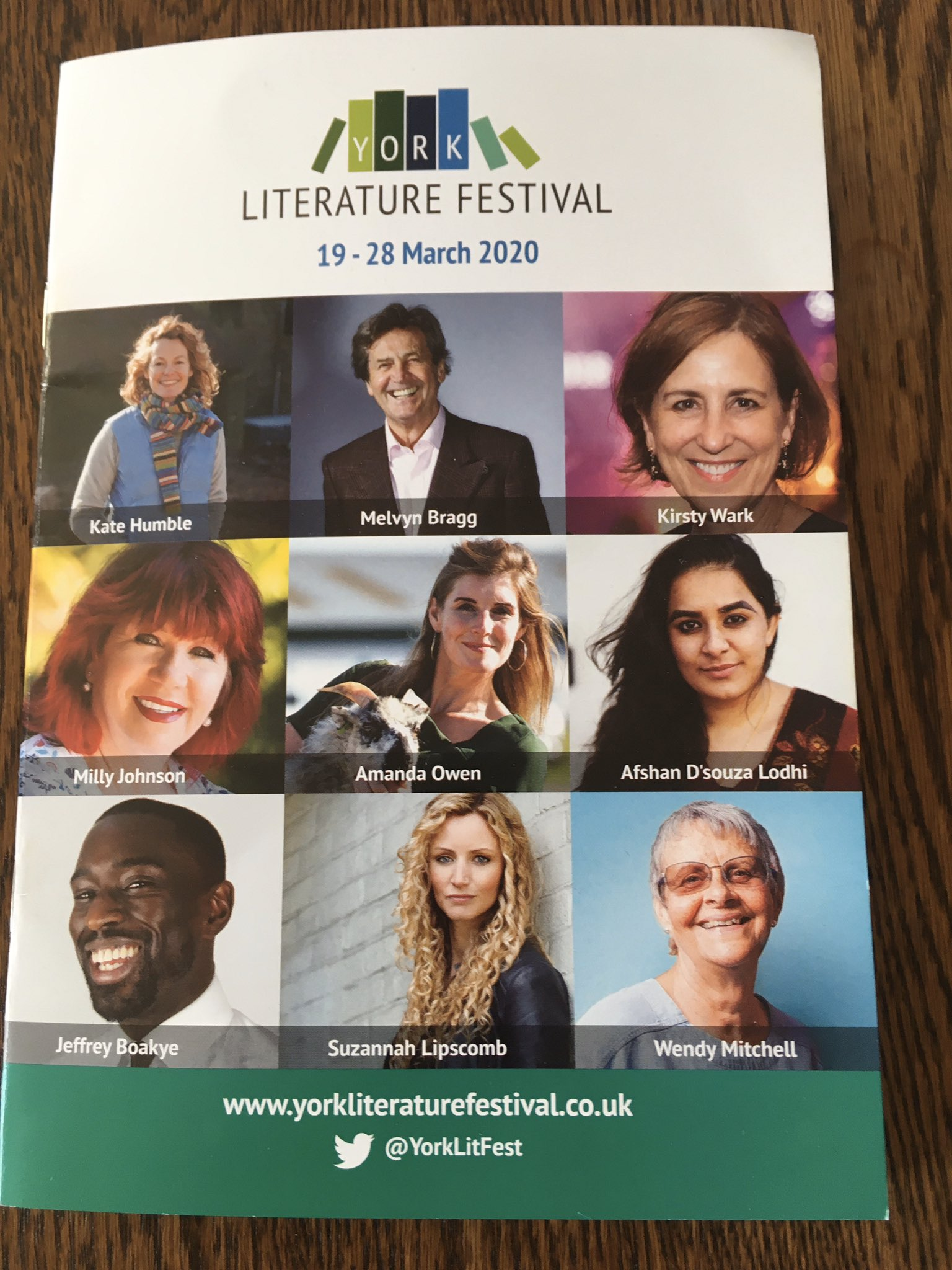 York Literature Festival 2020
