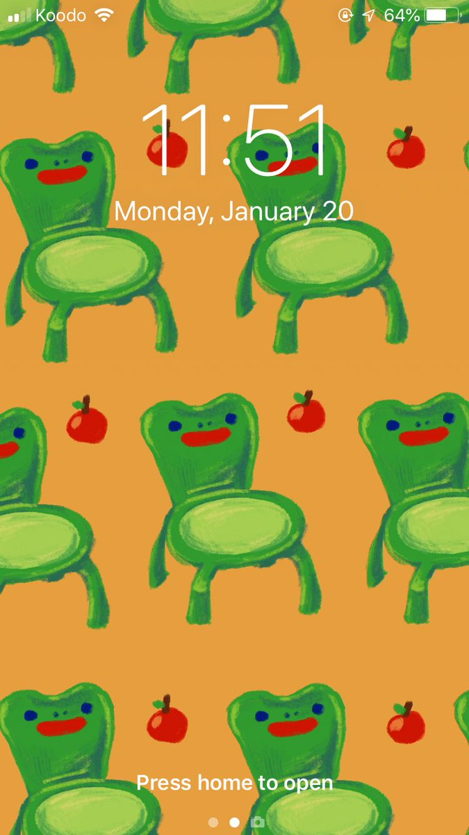 On Twitter Animal Crossing Froggy Chair Wallpaper Free To