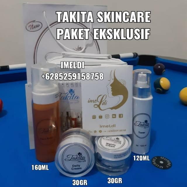 Saya menjual Takita Skin care, ... seharga Rp0. Dapatkan produk ini hanya di Shopee! https://shopee.co.id/indahmeldianna/2142853… #ShopeeIDpic.twitter.com/BkBVDNq2rc