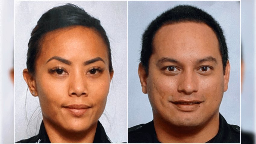 Rest In Peace @honolulupolice POs Tiffany Enriquez & Kaulike Kalama who were shot & killed in the line of duty on 1/19/20. Enriquez was a 7 year veteran & Kalama was a 9 year veteran. Please retweet to honor them #BlueLivesMatter #NeverForget #BackTheBlue #StopKillingUs<br>http://pic.twitter.com/JuUBGYXmpS