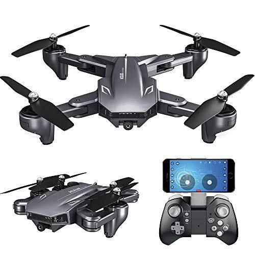 GoolRC Drone with Camera 4K VISUO WiFi FPV HD Camera Video and Optical Flow Positioning Camera, XS816 Foldable RC Quadcopter forBeginners http://droneonthesky.com/2020/01/21/goolrc-drone-with-camera-4k-visuo-wifi-fpv-hd-camera-video-and-optical-flow-positioning-camera-xs816-foldable-rc-quadcopter-for-beginners/…pic.twitter.com/dJKc5ZWyla