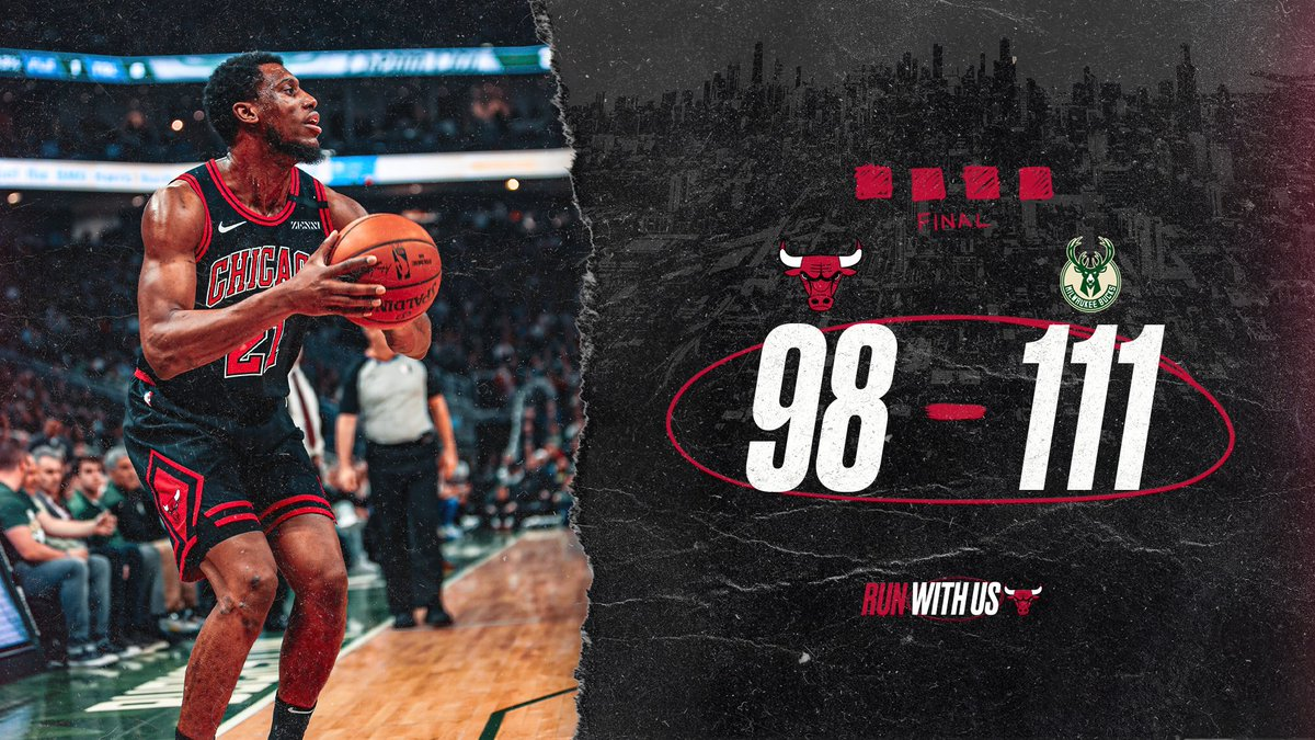Can't keep up in MKE tonight. Back at it at home Wednesday night.