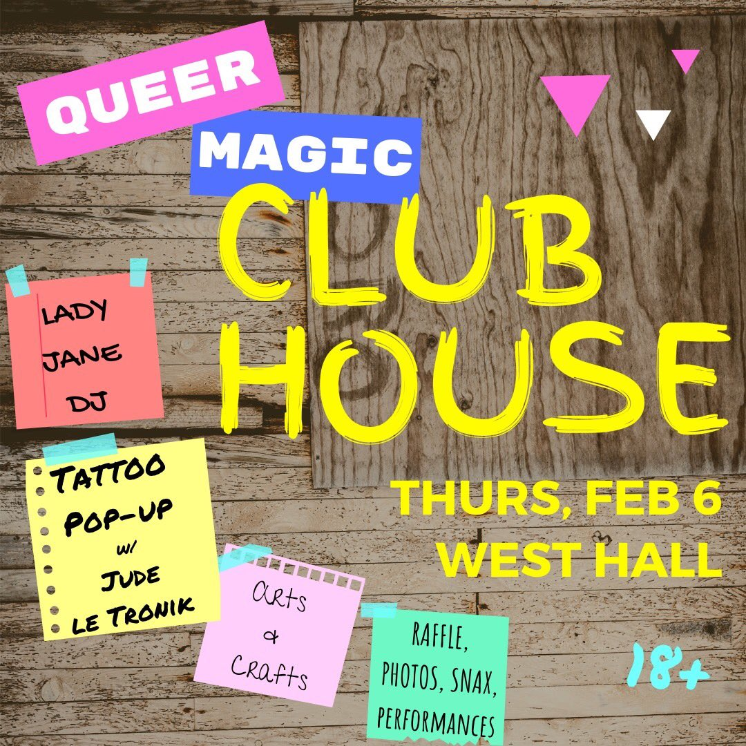 Join us FEB 6th for dancing, tattoos, arts & crafts, raffle, prizes, performances, and MORE!!! Perfect pre-Valentines Day party fundraiser and all proceeds go to our programs for LGBTQ+ and Queerspawn youth!! https://t.co/MFZk8eRWjs