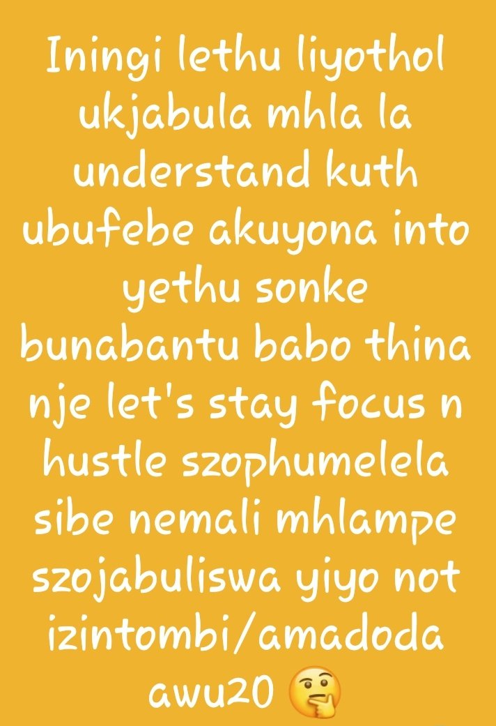 Wise words indeed.  You just need to understand that some things were not meant for you. Just keep on hustling and make money and be happy <br>http://pic.twitter.com/at439pCx8T