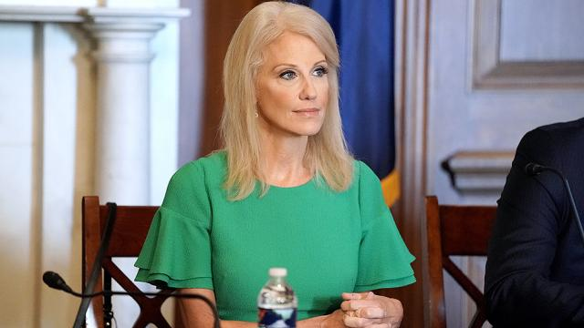 Kellyanne Conway claims Martin Luther King would oppose impeaching Trump http://hill.cm/Uhs5Or7
