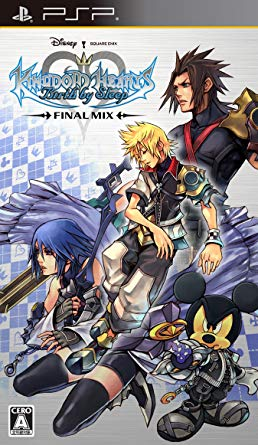 Kingdom Hearts Birth by Sleep Final Mix first released on this day in 2011. This Japanese-only release has English audio, Japanese text, Western release tweaks and additions and new content. It also shipped with a DLC code for a KH Cloud Strife costume in Dissidia Final Fantasy.<br>http://pic.twitter.com/MyIAqxAH7p