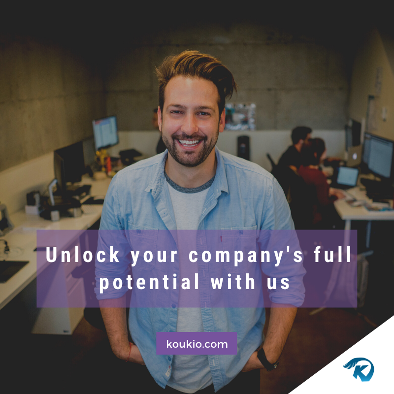 Our goal is to deliver a #software product that helps you further grow your #business.http://koukio.com  info@koukio.com #Software #CustomSoftware #SoftwareDeveloper  #ITServices #Innovation #Technology #Tech #technologies #technologyrocks #technologysolutions pic.twitter.com/wPczei0wsR