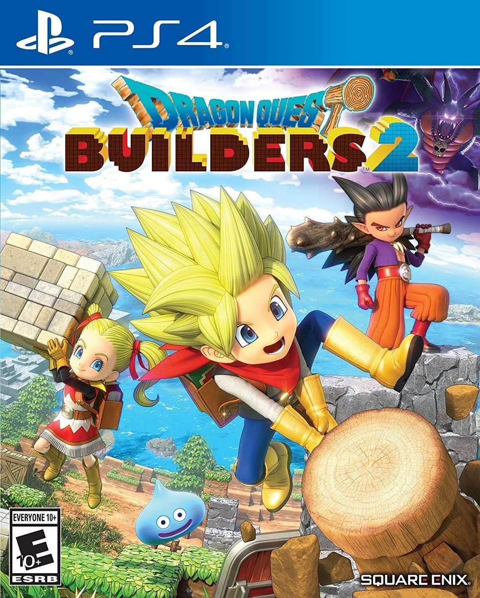 The excellent Dragon Quest Builders 2 is discounted to $25:  https:// amzn.to/30Kf6i7       Read our review:  https://www. rpgsite.net/review/8726-dr agon-quest-builders-2-review   … <br>http://pic.twitter.com/2AT2qOGCAk