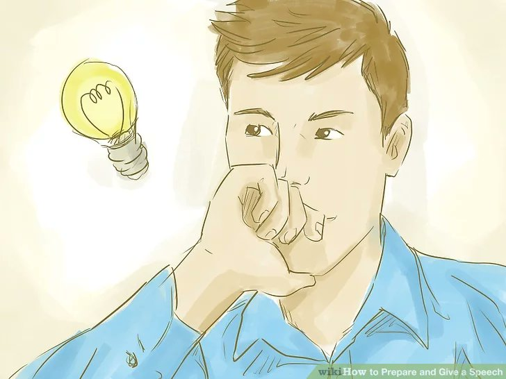 Choosing a topic is the first step in preparing a speech. #lifelessons #selfhelp   http:// cpix.me/a/90223952    <br>http://pic.twitter.com/3NkyzFvmMZ