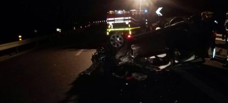 Scontro tra tre auto sulla Palermo Mazara del Vallo, tre feriti traffico paralizzato - https://t.co/rIBgdXD69E #blogsicilianotizie