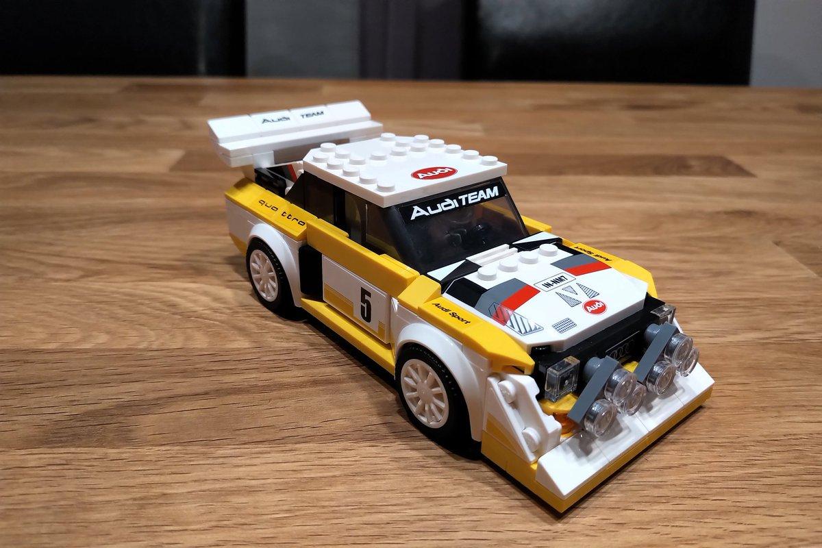 Mein neuer #Audi A1 https://www.lego.com/de-de/product/1985-audi-sport-quattro-s1-76897… #LEGOpic.twitter.com/yyn3c3dmP1