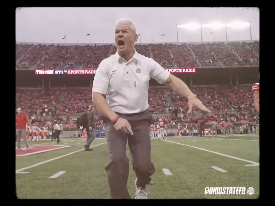 Passion ➕ proven success.  Welcome home, @DB_CoachCoombs ‼️☕️  #GoBucks