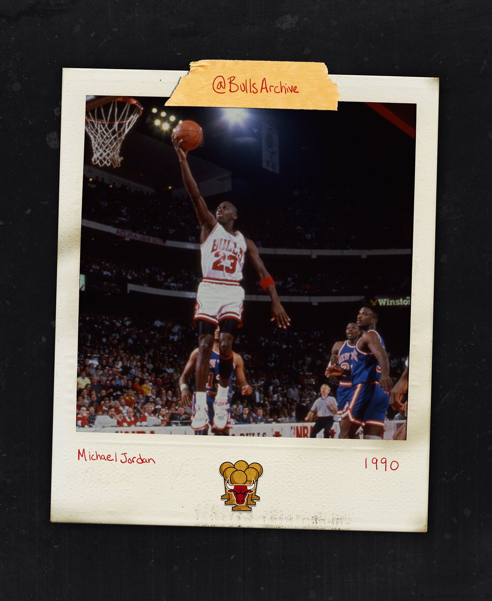 Proof he could really float. #MJMondays