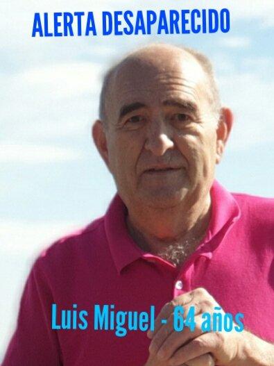 #Alerta #Desaparecido  Luis Miguel Rodrigo, 64 años Salió de casa de #Tardajos #Burgos esta mañana sobre las 7:00 h.a su trabajo,en un Nissan X TRAIL gris berenjena,9774 FYX La familia está muy preocupada ante la ausencia de noticias Si le has visto, llama ☎️112 ☎️091 ☎️062 ☎️092