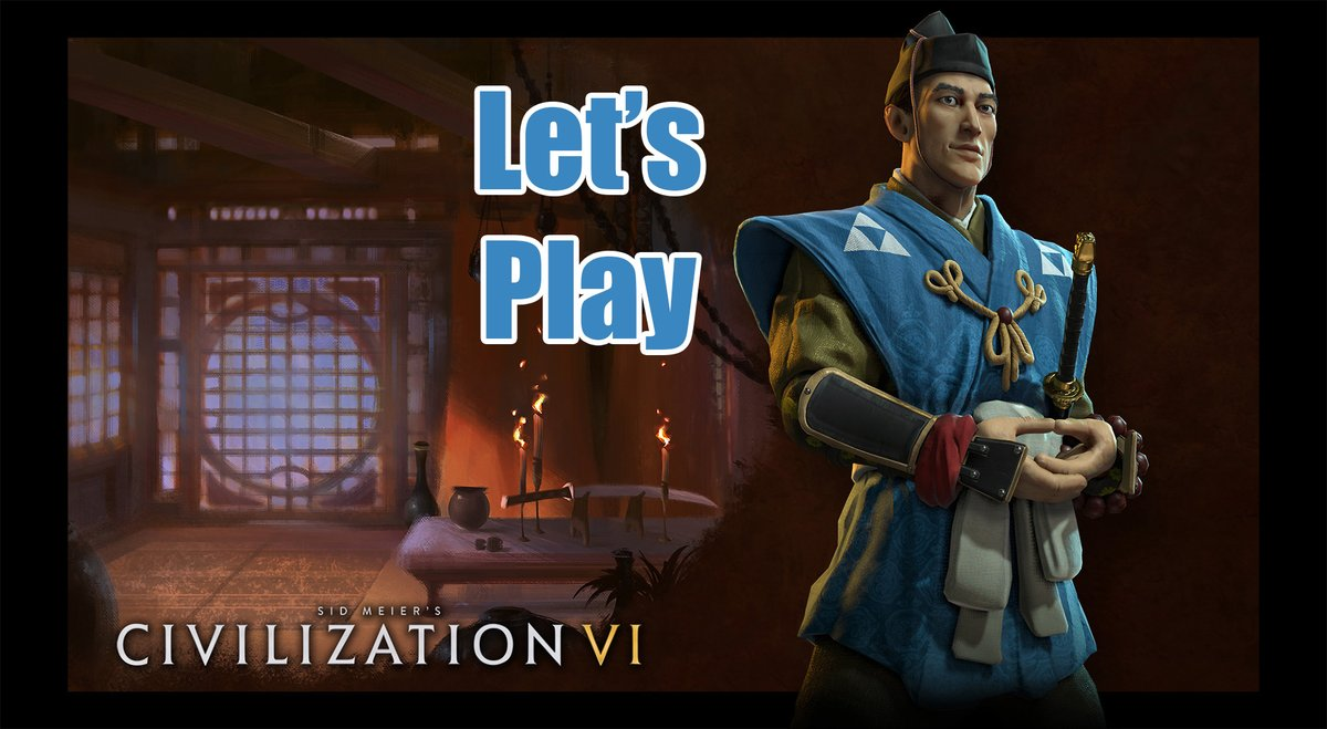 Enjoy a Let's Play Complete Game as Hojo Tokimune of #Japan. #SidMeier #CivilizationVI #Civ6 #OneMoreTurn #pcgaming  #Firaxis  Watch here --> https://youtu.be/JJCL982eN4E pic.twitter.com/PdXIsZRUG5