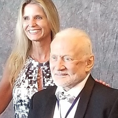 Happy Birthday Dr. Buzz Aldrin.  The famed astronaut, the second person ever to walk on the moon, turns 90 today. @TheRealBuzz #moon #apollo11 #Apollo50 #Apollo50th @NASASocial<br>http://pic.twitter.com/CaFb9UfyBe