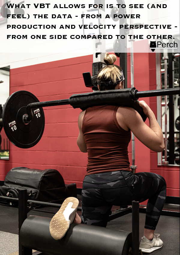 A new blog post is up about VBT and return-to-play protocols. Take a read and let us know what you think!  https:// buff.ly/37iypBO      . . . #perch #strengthandconditioning #strengthtraining #strengthcoach #velocitybasedtraining #sportsinjury #acltear #returntoplay #olympiclifting<br>http://pic.twitter.com/HwMHiIrWJ8