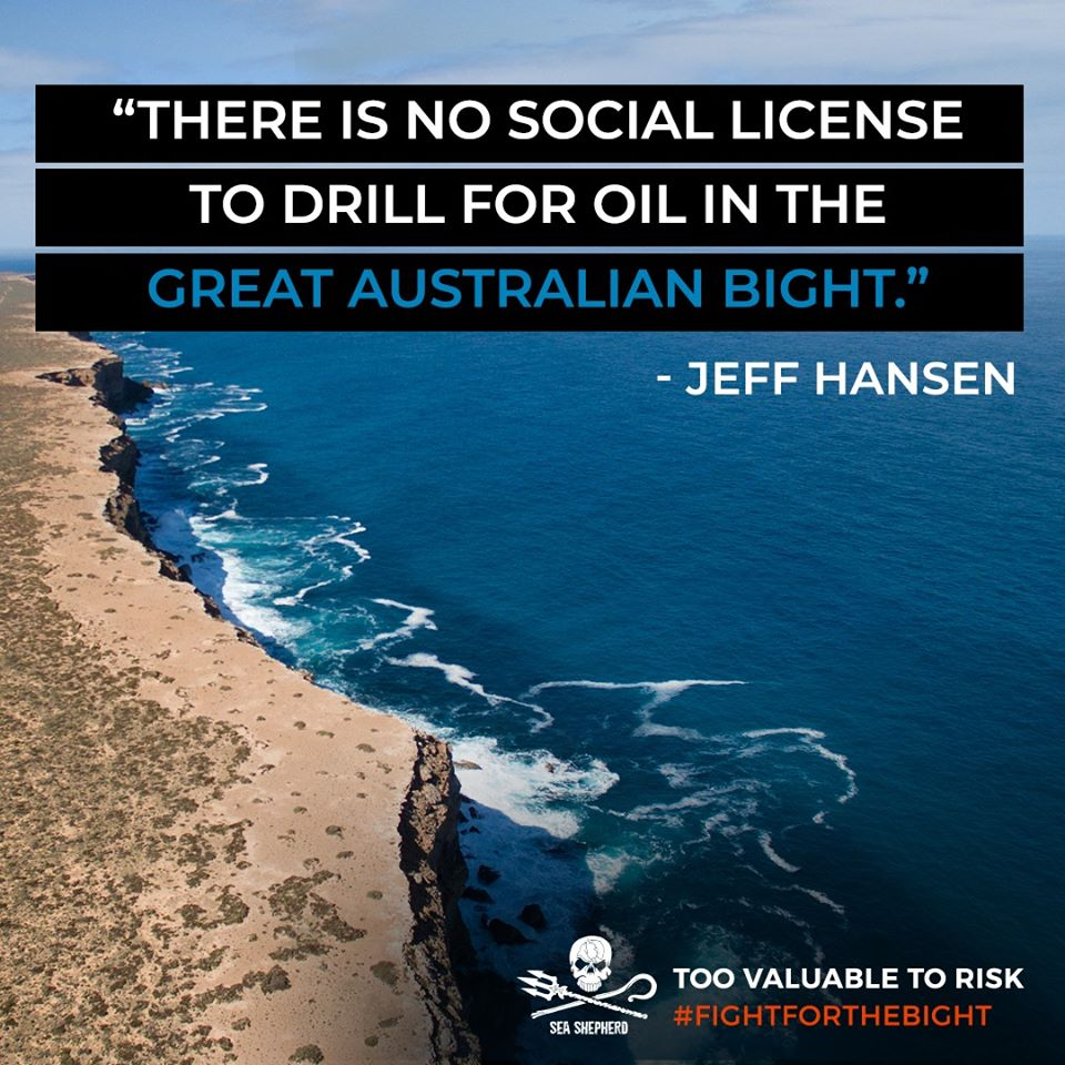 No❌Way #Equinor, the people of #Australia have said no!Join us in protecting the #GreatAustralianBight from Big Oil >> https://bit.ly/35dcGcj#fightforthebight