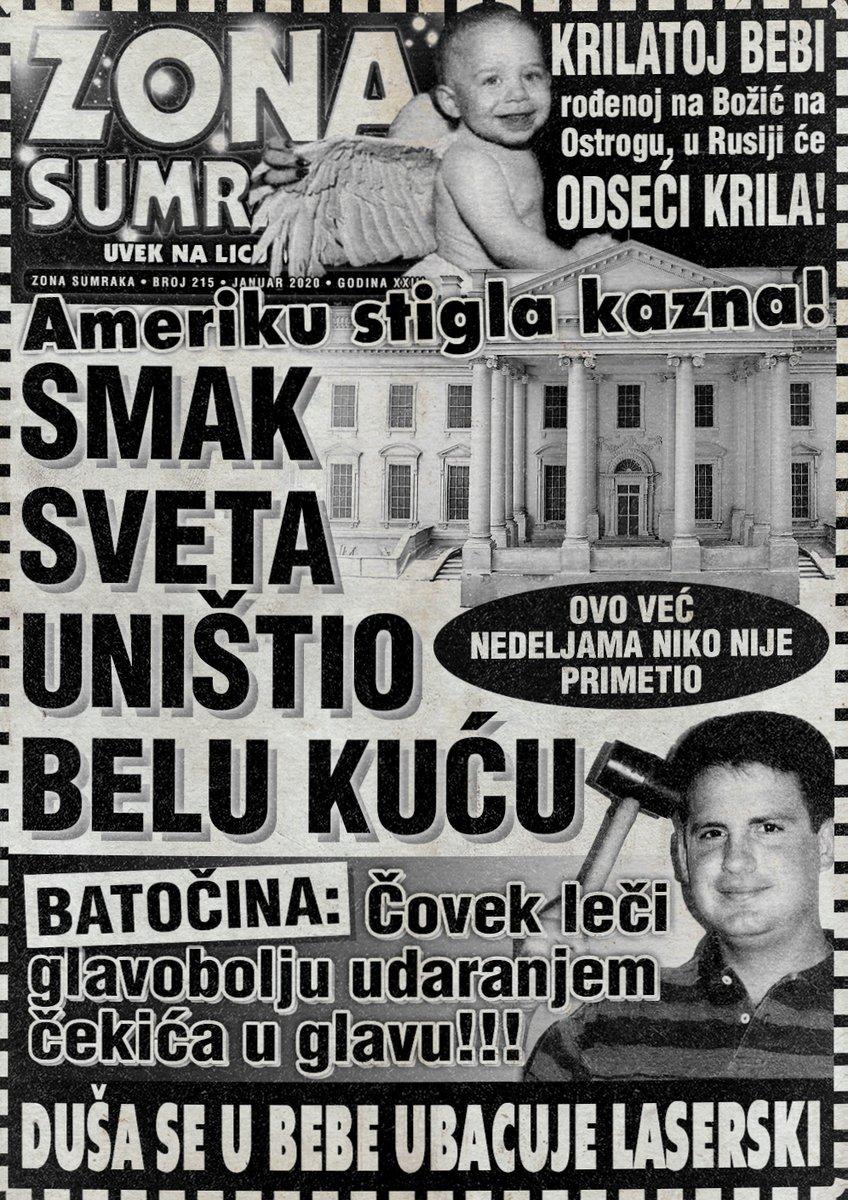 Ameriku stigla kazna: Smak sveta uništio Belu kuću!