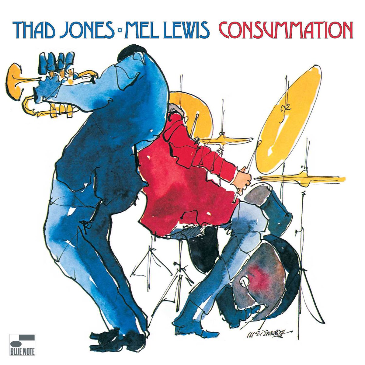 """#bluenoterecords """"50 years ago today in 1970 the Thad Jones/Mel Lewis Jazz Orchestra was in the studio recording """"Consummation"""": https://bluenote.lnk.to/ThadMel-Consummation… #OTD pic.twitter.com/PFfn3Trwfm"""""""