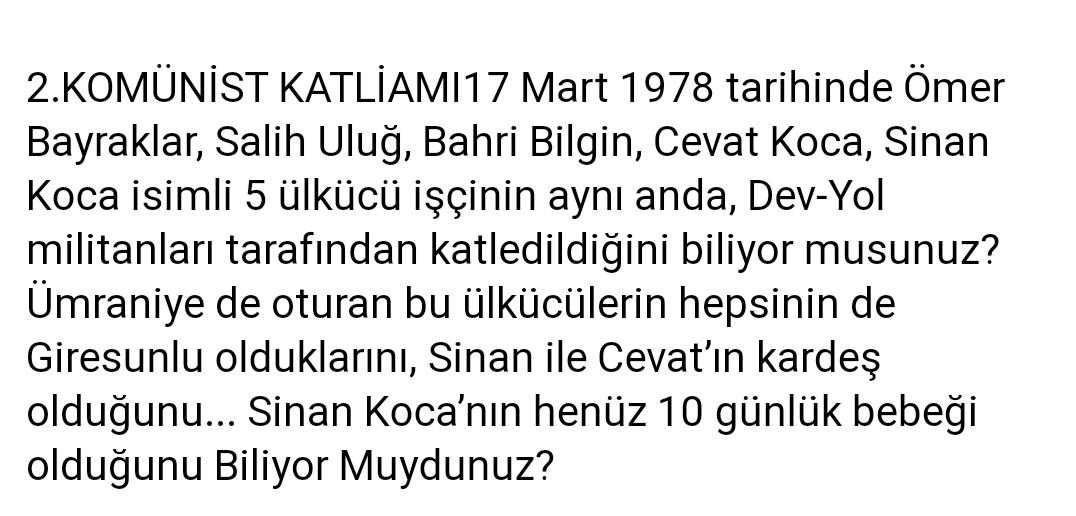 cansız badem gibi paylaşım yapan varlıklara cevap: Faşistlik adolf hitlerin dünyayı karıştırdığı gibi Türkiye'yi karıştırmaya devam eden size ve yoldaşlarınıza yakışır. Ülkücüler vatan ve milletin birlik teminatıdır. #MHP   https://twitter.com/CandanBadem/status/1218849538099814402?s=19… https://twitter.com/Burak06Kaya06/status/1219383712883843073/photo/1pic.twitter.com/bcarW67KXJpic.twitter.com/PBpHcdVsGh