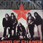 Image for the Tweet beginning: 1991 #Scorpions lanza 'Wind of