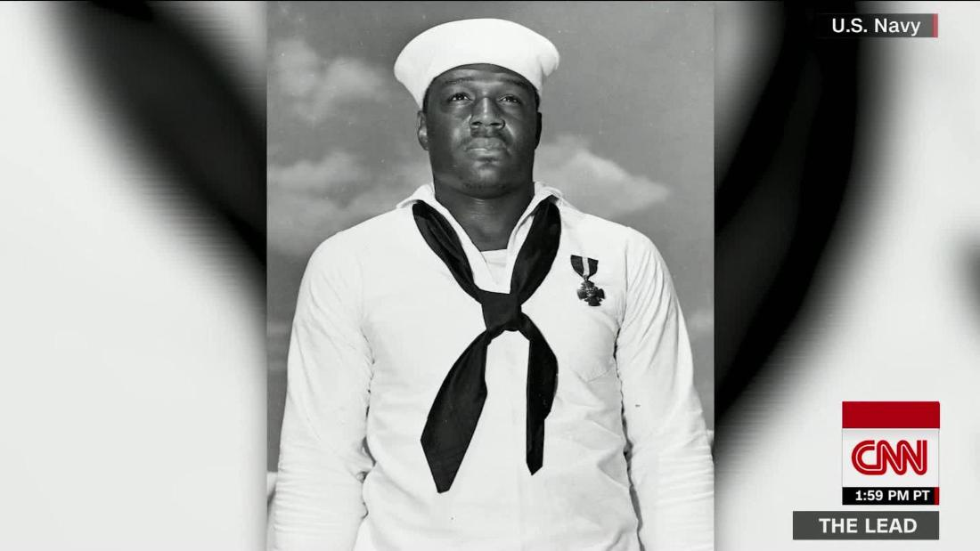 Navy names aircraft carrier for African-American Pearl Harbor hero @brikeilarcnn reports cnn.it/2THLD6R