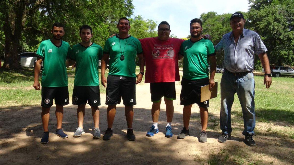 Con el profe Sergio Ocampo y como asistente Derlis Cespedes, la categoría Reserva comenzó a entrenar. El Vice Pdte Miguel Fretes, puso en funciones al CT y empezaron a entrenar. #VAMOSXTODORÑ